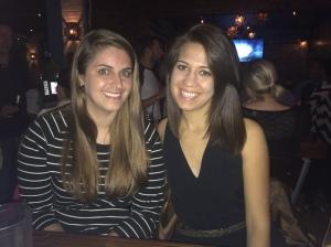 Mel and Sarah