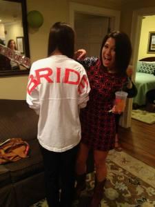 Amanda's Bachelorette Partry