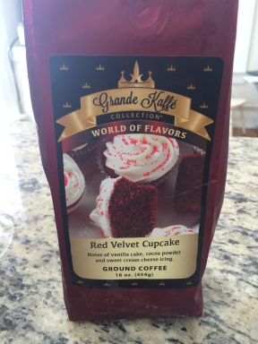 Red Velevet Cupcake Coffee